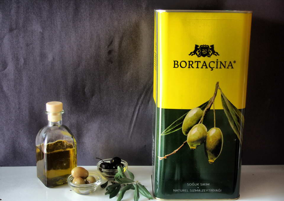 Avşa Bortacina Zeytinyağı 1